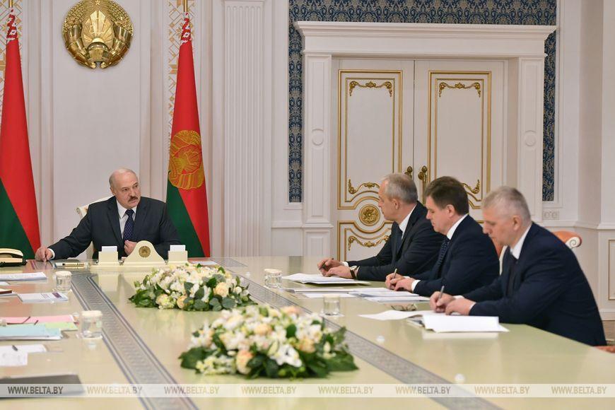 Проект указа о соцподдержке отдельных категорий граждан рассматривается у Президента Беларуси