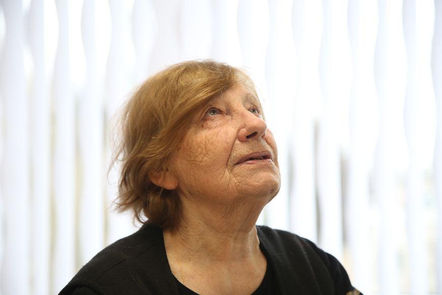 «Гетто не только для евреев». Узница концлагеря об оккупации, мужестве и переписывании истории