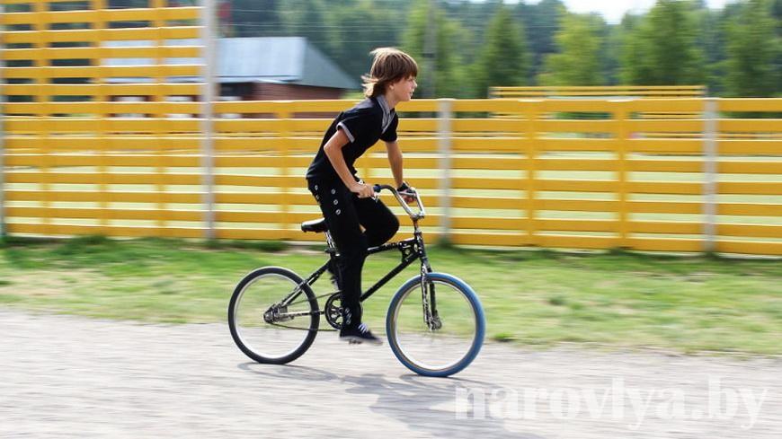 Участвуйте в фотоконкурсе юных велосипедистов!