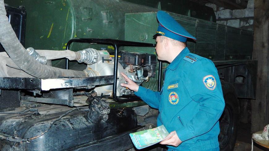 В Наровлянском участке заповедника нарушений не выявлено