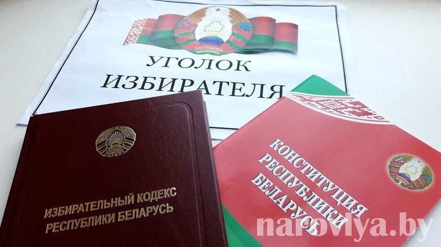 На Гомельщине в состав участковых избирательных комиссий включены 10 411 человек
