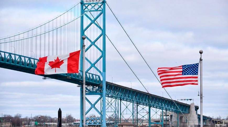 Канада и США могут продлить закрытие границы из-за пандемии до середины июля