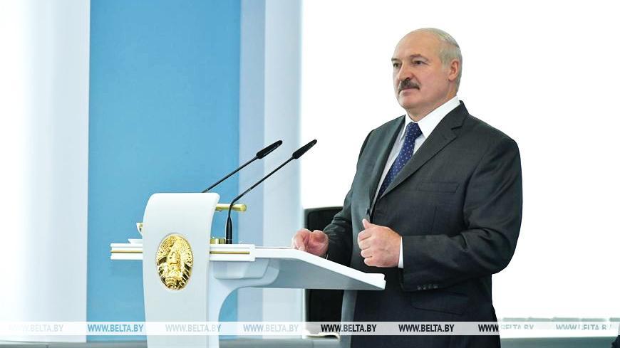 Лукашенко совершил рабочую поездку в Гродненскую область