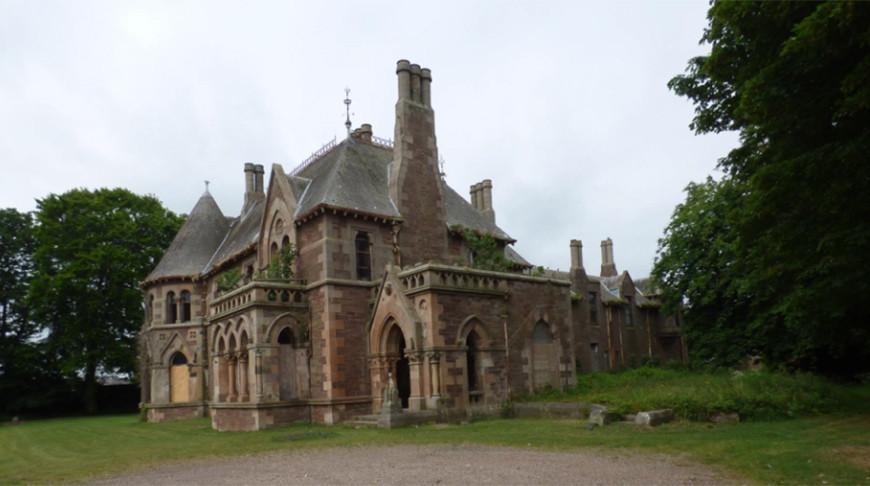 В Шотландии продается древний замок за 1 фунт стерлингов