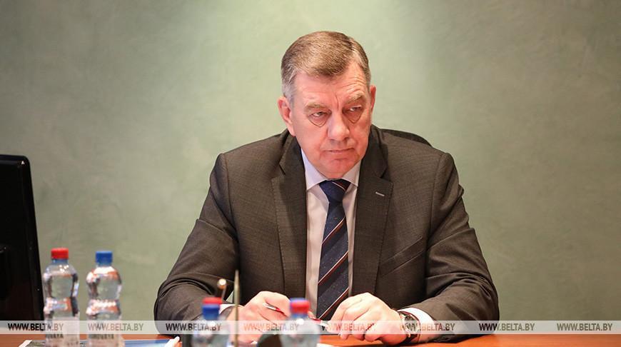 Увеличение производства и реструктуризация долга — Назаров об ориентирах «Гомсельмаша»