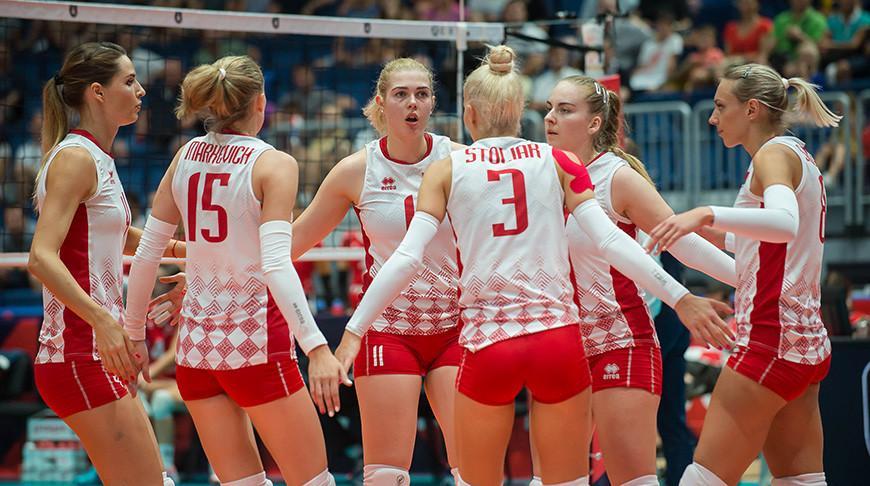 Женская сборная Беларуси по волейболу начинает подготовку к отбору на ЧЕ-2021