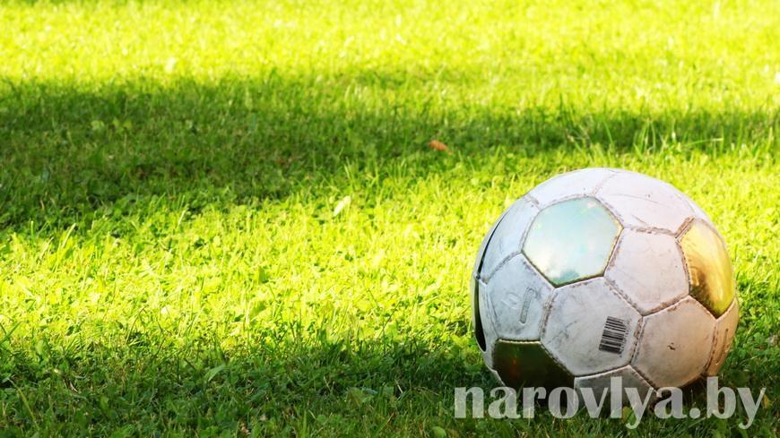 Футбольная площадка появится на Наровлянщине