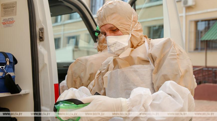 Белорусские медики в условиях COVID-19 подтвердили свое высокое звание — Караник