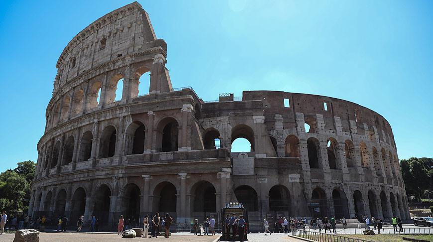 Колизей вновь принял туристов после карантина