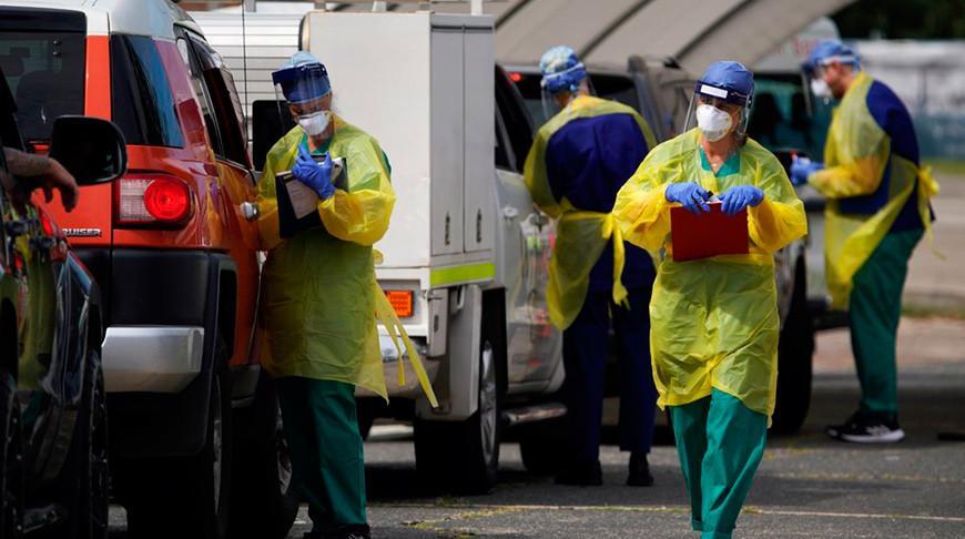Австралия закроет границы между двумя штатами из-за вспышки коронавируса