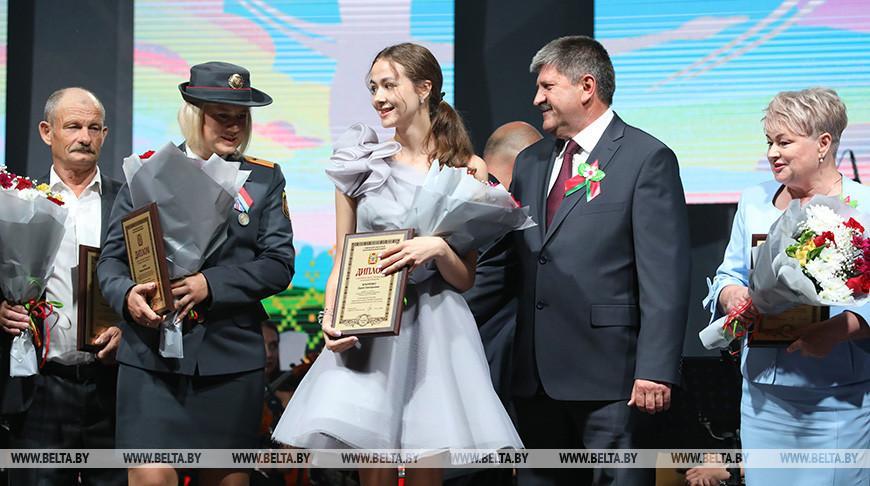 Почетного звания «Человек года» в Гомельской области удостоены семь жителей региона