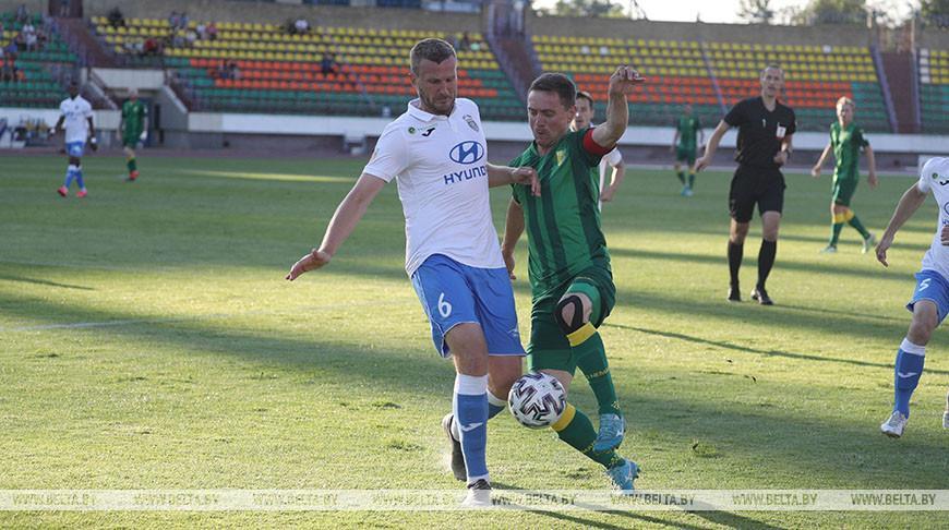 Футболисты «Немана» одержали седьмую победу подряд в чемпионате Беларуси