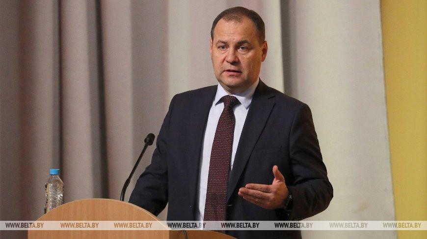 Господдержка экономики в условиях COVID-19 уже составила около Br23 млн — Головченко
