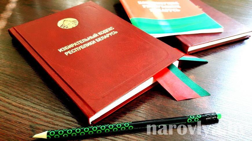 Облизбирком уточнил, сколько в Гомельской области собрали подписей претенденты в кандидаты в Президенты Беларуси