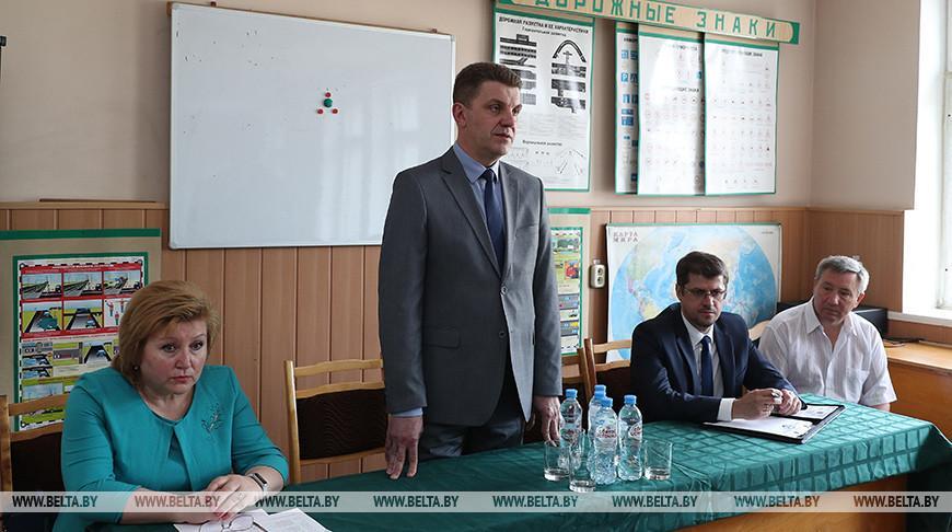 В Беларуси в условиях пандемии увеличился поток транзитных контейнерных перевозок