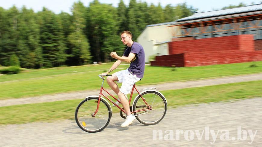 Молодежь Гомельской области организует велопробеги по знаковым местам региона