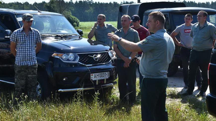 В Кировском лесничестве прошел семинар-совещание
