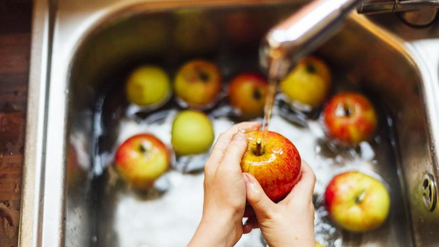 Гастроэнтеролог рассказала, как правильно мыть овощи и фрукты из магазина