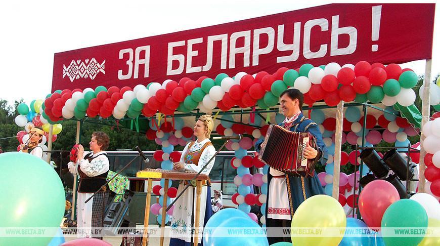 Акция профсоюзов «Мы — вместе!» с участием белорусских артистов пройдет в Лепеле