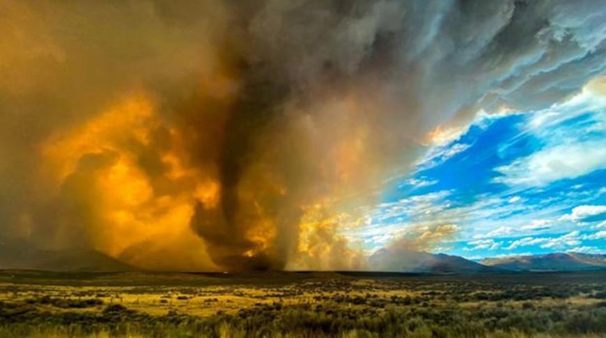 Новый температурный рекорд отмечен в Долине Смерти
