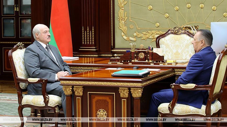 Лукашенко: мы будем предлагать народу перемены, которые будут двигать общество вперед