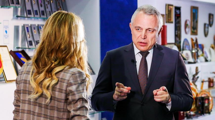 Михаил Орда: «Единственный путь решения любых вопросов – стол переговоров»
