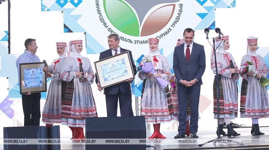 Три уроженца белорусского Полесья удостоены звания «Ганаровы паляшук»