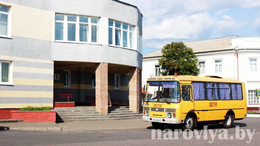 К новому учебному году в Гомельской области приобрели 11 школьных автобусов