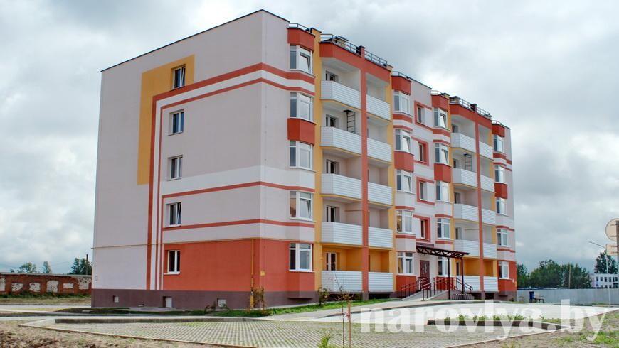 Распределяются арендные квартиры в новостройке