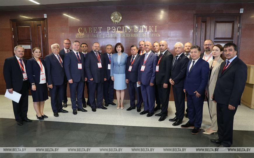 Беларусь рассчитывает на традиционно объективную оценку выборов от наблюдателей МПА СНГ — Кочанова