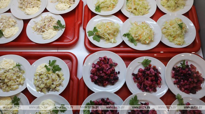 В Беларуси увеличены нормы расходов на питание в средних школах — училищах олимпийского резерва
