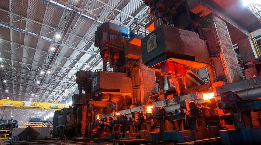 БМЗ более чем на четверть увеличил производство арматуры в бунтах