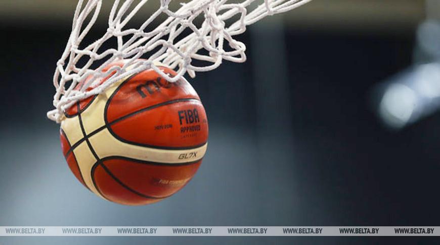 В Минске стартует финальный этап баскетбольного чемпионата Беларуси
