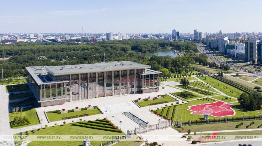 Инаугурация Президента Республики Беларусь                 Александра Лукашенко
