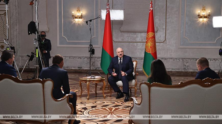 Лукашенко: я не позволю разрушить то, что создавалось в Беларуси поколениями людей