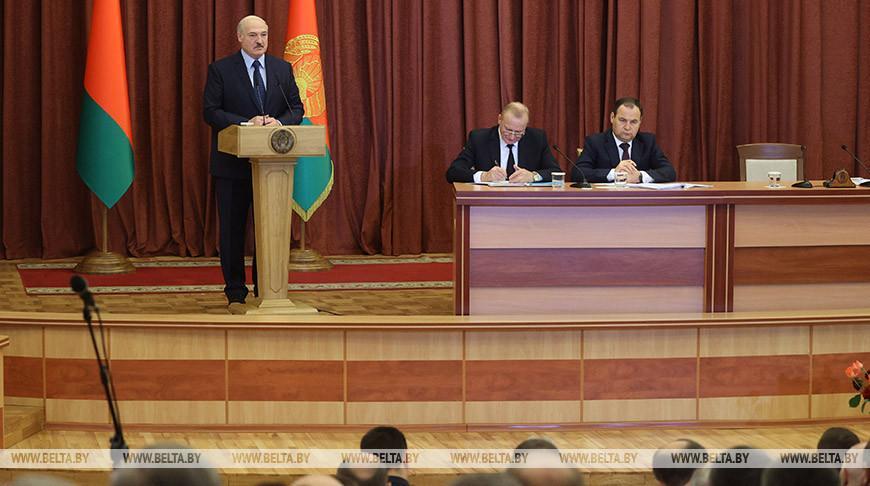 «Развитие науки определяет будущее» — Лукашенко