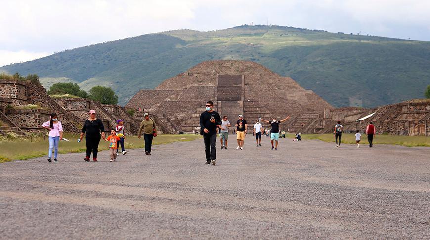В Мексике открываются для посещения знаменитые города майя