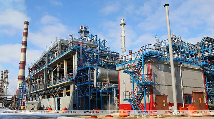 Мозырский НПЗ завершает строительство водородной установки комплекса H-Oil