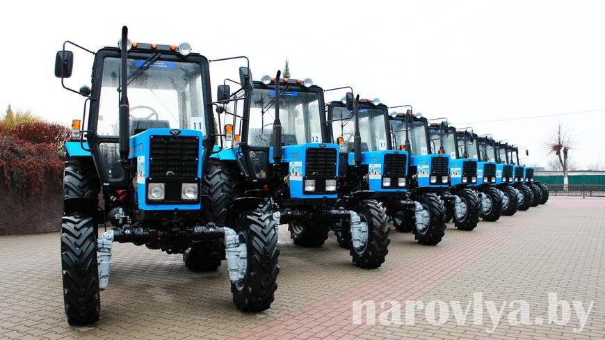 Ливия заинтересована в поставках тракторов МТЗ