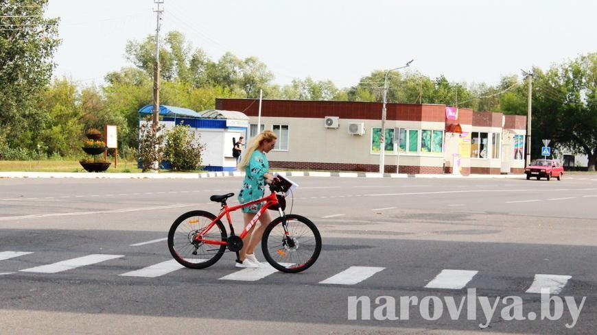 ГАИ усиливает контроль за пешеходами, велосипедистами и гужевым транспортом