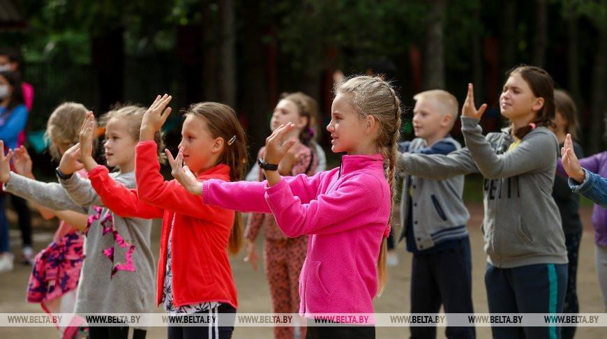 Профсоюзы области направили более Br140,5 тыс. на оздоровление детей