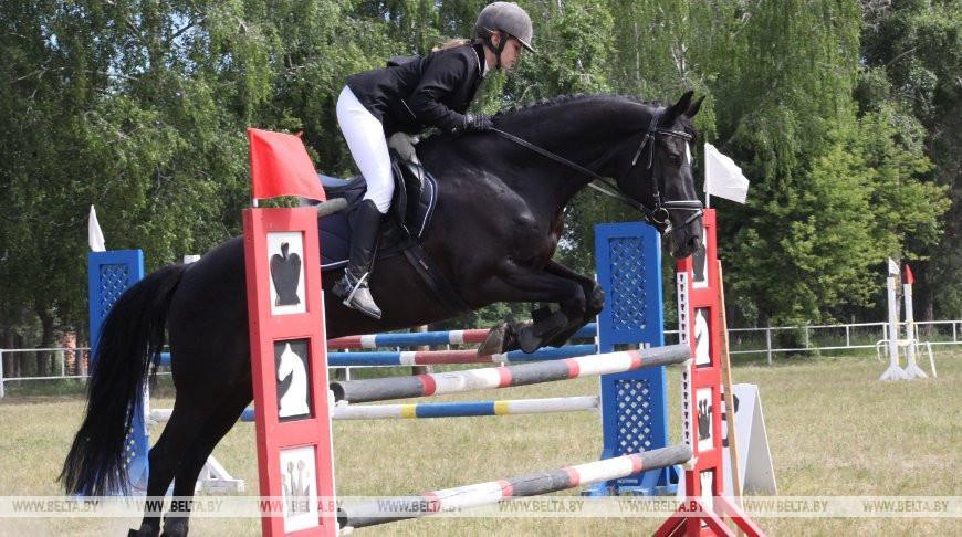 24-26 сентября пройдет открытый чемпионат области по конному спорту