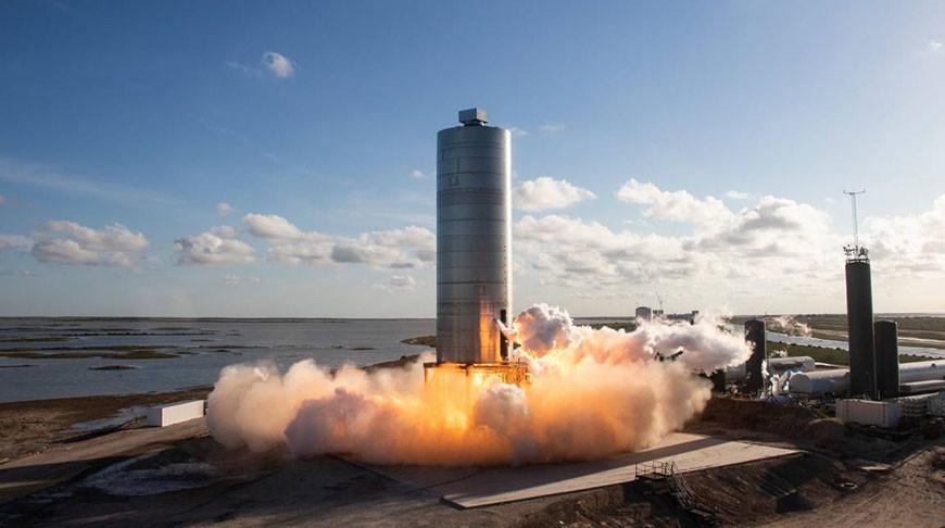 Прототип корабля для полетов на Марс испытают на высоте 18 км