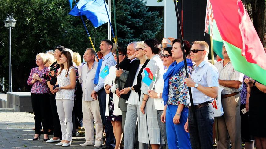 В Гомеле стартовала областная профсоюзная акция «#когдамывместе»