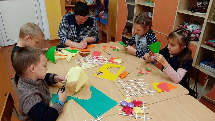 В центре творчества детей и молодежи прошел День сельского школьника