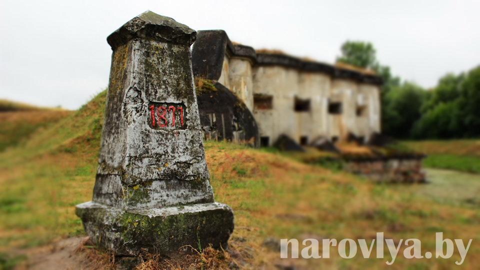 Более 1,2 тыс. патронов нашли вблизи пятого форта Брестской крепости