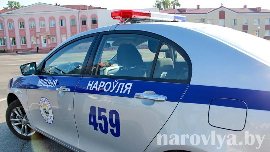 С 23 по 27 октября Госавтоинспекция Наровли проводит акцию «Маленький пассажир – большая ответственность!»