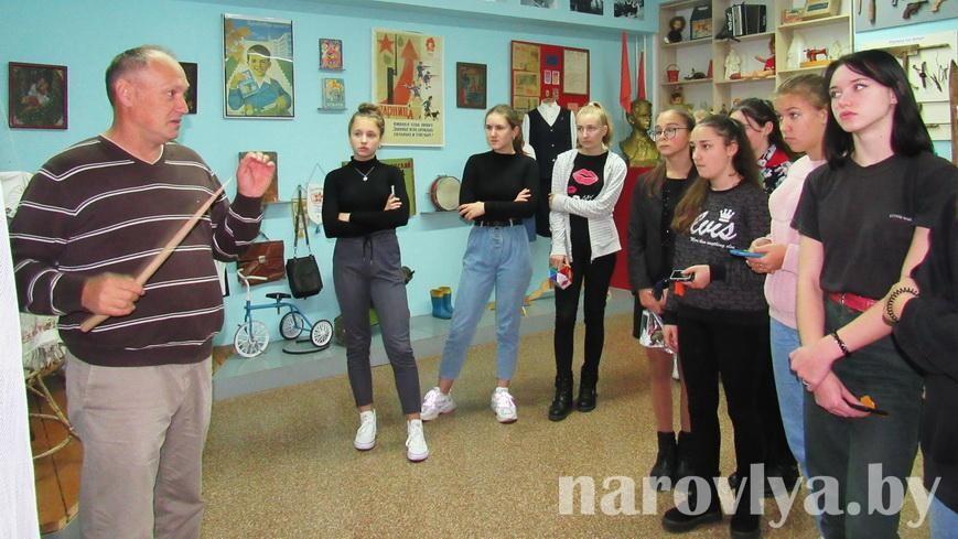 В Наровле собрались лидеры детского и молодежного движения