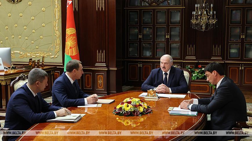 Президент Беларуси поручил подготовить изменения в Налоговый кодекс