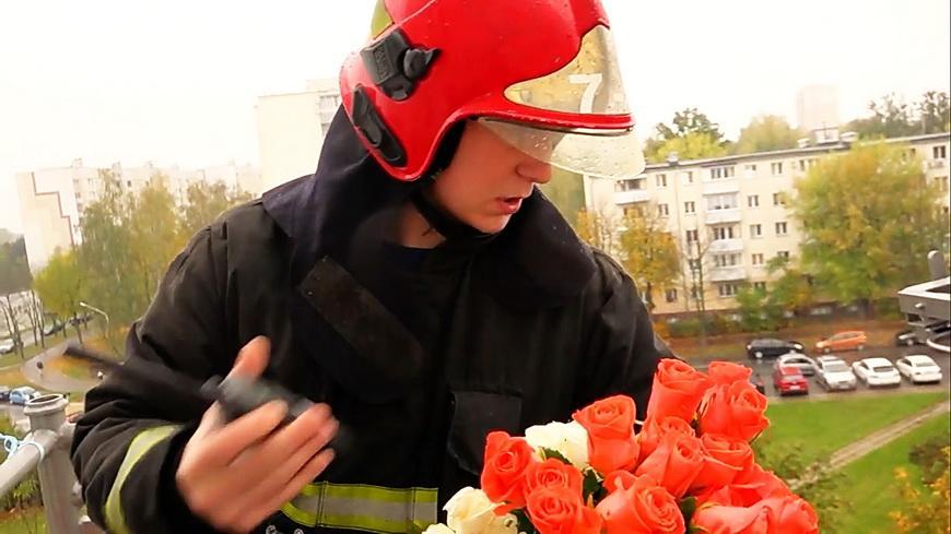 Видео. ФПБ поздравила мам в роддоме №6